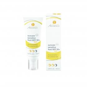 AESTHETICO suncare sensitive fluid SPF 50+