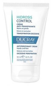 Hidrosis Control Anti- Transpirant Creme Gesicht, Hände und Füße